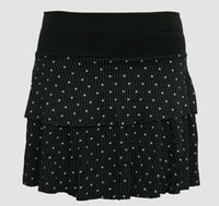 Star dot cute & dangerous mini skirt