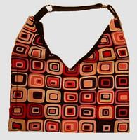 Retro pink V bag Bag