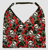 Skull new cherry V bag Bag