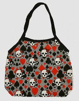 Skull new grey hand bag Bag