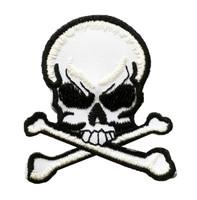 Skull bone white skull big