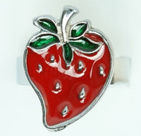 Strawberry sweet ring