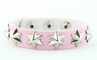 Star pink studs small stud