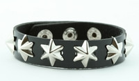 Star black studs small stud