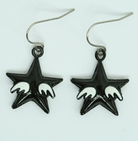 Star wings star pendant
