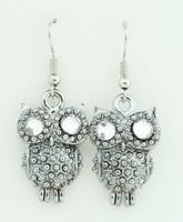 Owl animal pendant