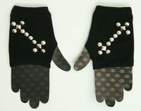 Piercing gloves accessory