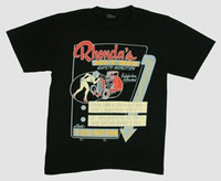 Rhonda's pin up t-shirt