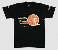 Dragstrip Pin up t-shirt
