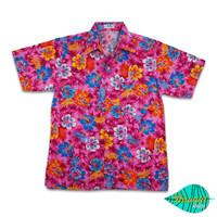 Fullibiscus pink hawaii shirt