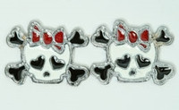 Cute Sk bone Wh-red cute stud