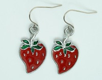 Strawberry sweet pendant