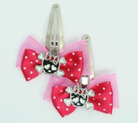 Pink / cute Sk bone Bl-red dark pink skull