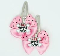 Pink / cute Sk bone Bl-red light pink skull