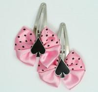 Pink / ace of spades light pink mix