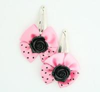 Pink / rose black light pink mix