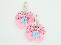 Pink / flower blue light pink mix