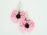 Pink / flower black light pink mix