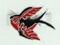 Swalluw cute red animal ring