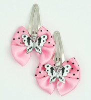 Pink / butterfly white light pink animal