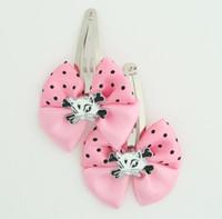 L Pink / Cat Bone White-Black Light Pink Animal