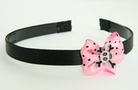 Skull cross eye pink light pink bow & skull