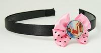 Pinup light pink bow & mix