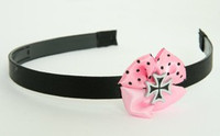 Herocross black light pink bow & mix
