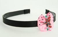 3D star cherry red light pink bow & mix