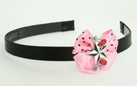 3D star cherry white light pink bow & mix