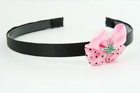 Marijuana light pink bow & mix