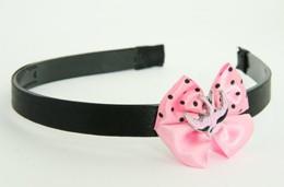 Swallow pink light pink bow & animal