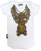Bling six bunnies baby body