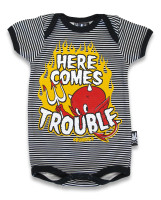 Here comes trouble six bunnies baby body