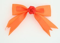 Orange / flower red orange flower