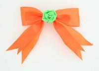 Orange / flower green orange flower
