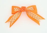 Dot orange / flower orange Orange flower
