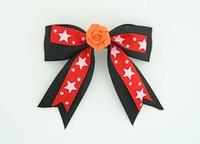 Bl-red / flower orange black-red flower