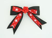 Bl-red / flower red black-red flower