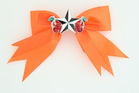 Orange / star cherry black-white orange star