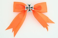 Orange / herocross black orange mix