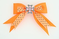 Dot orange / herocross pink orange mix
