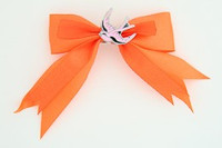 Orange / swallow pink orange animal