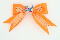 Dot orange / swallow color orange animal