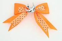 Dot orange / swallow white orange animal