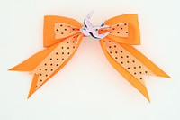 Dot orange / swallow pink orange animal