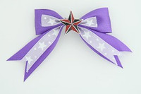 Purple / star red dark purple star