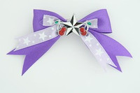 Purple / star cherry black-white dark purple star