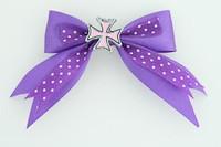 Dot purple / herocross pink dark purple mix