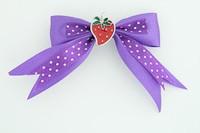 Dot purple / strawberry dark purple mix